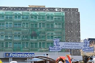 Offenbacher Rathaussturm 2019