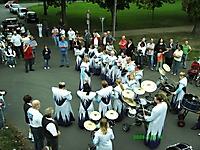 Kerb in Bürgel