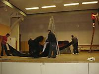Sitzung 2009 - Backstage -