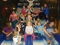 Indoorspielplatz Ausflug Bambis 2012