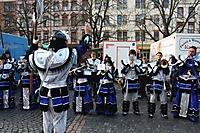 Rathaussturm 2013