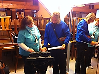 Icebrakers Trainingslager 2014/1