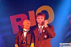11. Bauchredner Andy und Konrad
