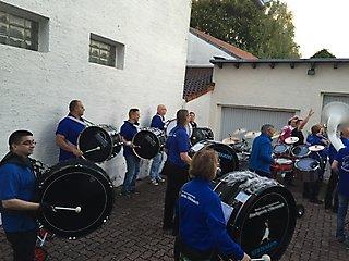 Geburtstagsüberraschung Michael Schmitt Nodebabbscher & Icebreakers zusammen :)