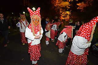 Holiday Park Halloween Parade