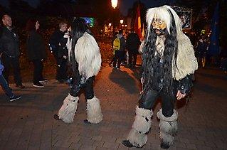 Holiday Park Halloween Parade