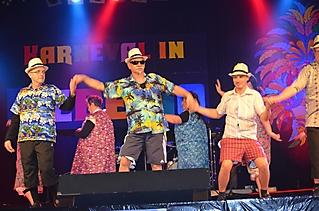 Crazy Dancers