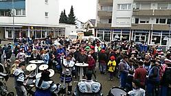 Rathaussturm in Obertshausen mit den 11 Babbschern!_22