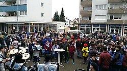 Rathaussturm in Obertshausen mit den 11 Babbschern!_20