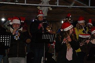 Weihnachtskonzert Offenbacher Weihnachtsmarkt