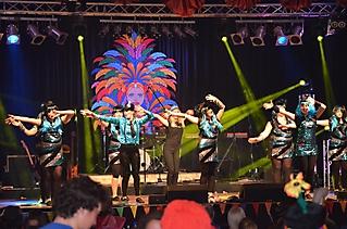 Vanity Showdancers
