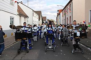 Umzug Mühlheim 2017