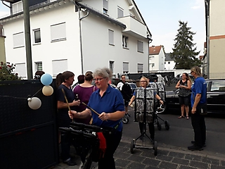 Oma Bernhardts Geburtstag 2018