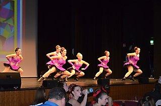 Die Black Fairies & Glamour Girls auf der Langener SKG Garderevue_10