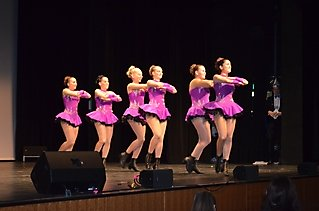 Die Black Fairies & Glamour Girls auf der Langener SKG Garderevue_12