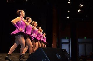 Die Black Fairies & Glamour Girls auf der Langener SKG Garderevue_13