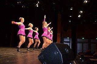 Die Black Fairies & Glamour Girls auf der Langener SKG Garderevue_14