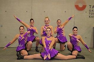 Die Black Fairies & Glamour Girls auf der Langener SKG Garderevue_1