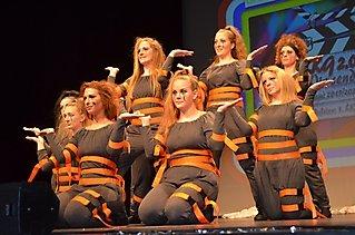 Die Black Fairies & Glamour Girls auf der Langener SKG Garderevue_36