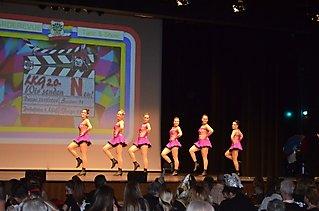 Die Black Fairies & Glamour Girls auf der Langener SKG Garderevue_5
