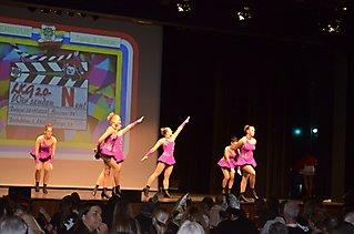 Die Black Fairies & Glamour Girls auf der Langener SKG Garderevue_7