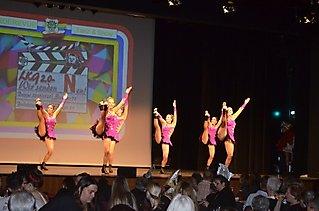Die Black Fairies & Glamour Girls auf der Langener SKG Garderevue_8
