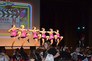 Die Black Fairies & Glamour Girls auf der Langener SKG Garderevue_9