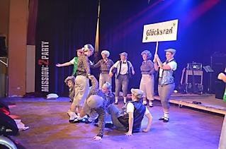 Tanzteufel - Wespen Oberrad