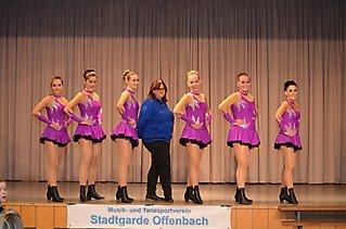 Neujahrsempfang der Stadtgarde Offenbach mit Weck un Worscht!_37